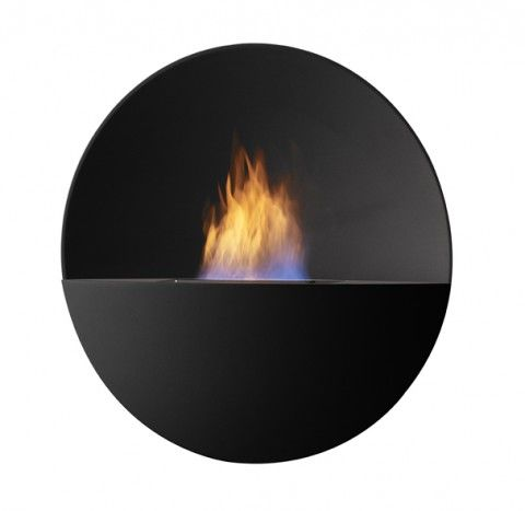 PROMETHEUS RB | The design of the Prometheus has been approached with the eye of an expressive artist, and creates thus a combination of natural forms, poetry and rhythm. #Fireplace #Luxury #InteriorDesign #Ethanol