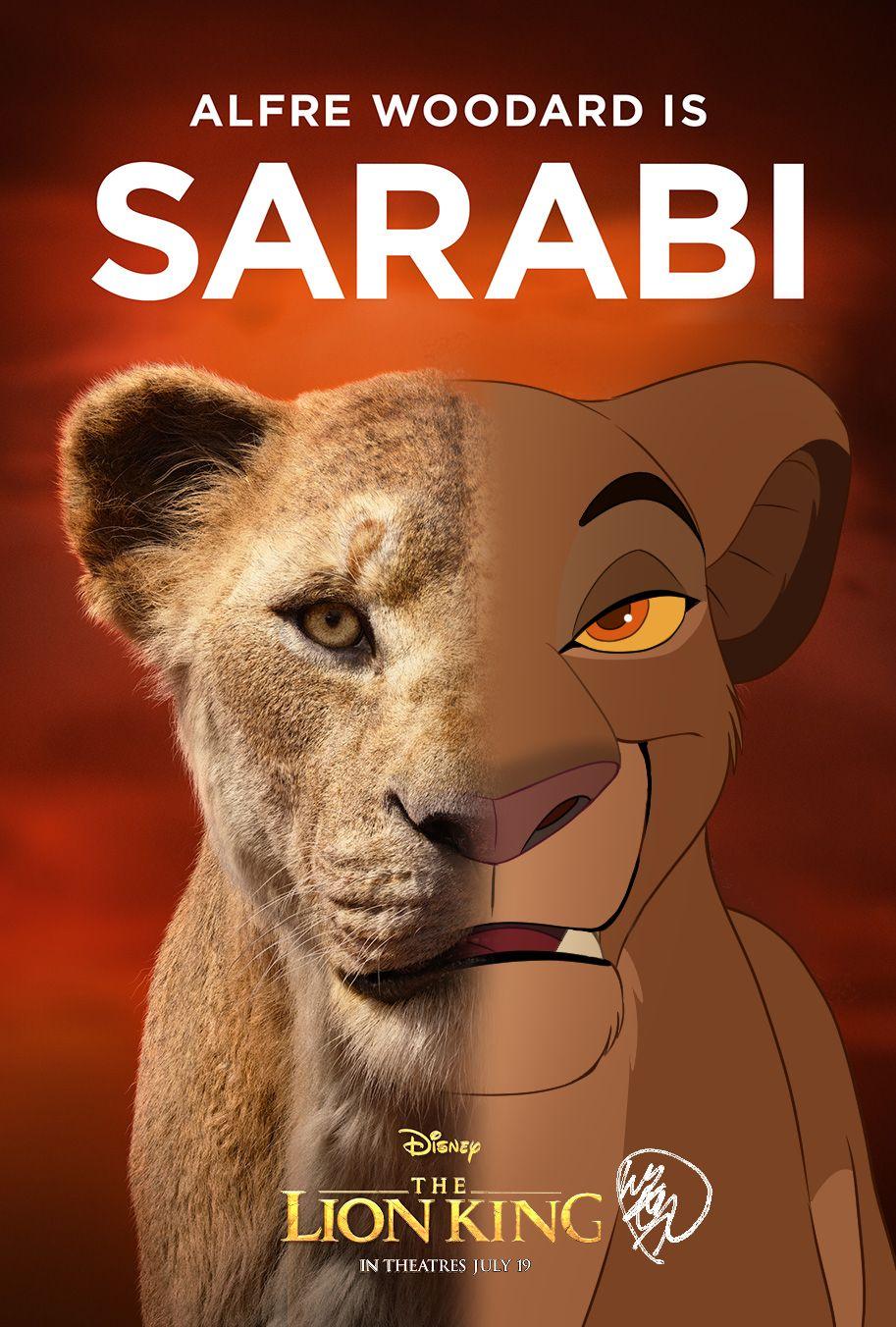 2019 THE LION KING (Rafiki) by sasamaru-lion on DeviantArt