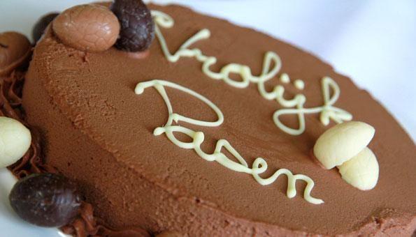 Navenant - Chocoladetaart