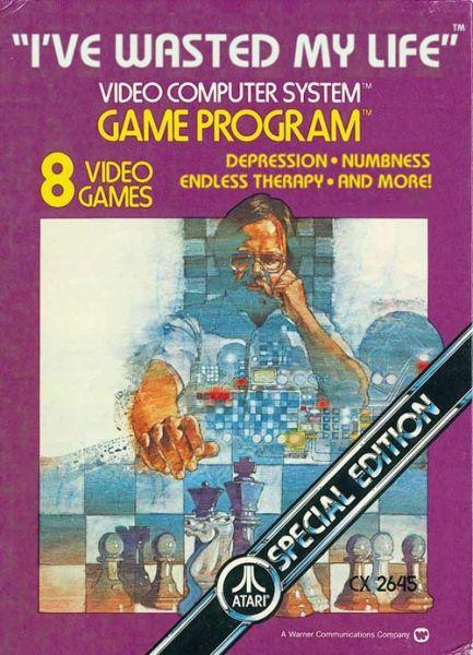 Literal Remixes Of Classic Atari Video Game Covers Atari Video