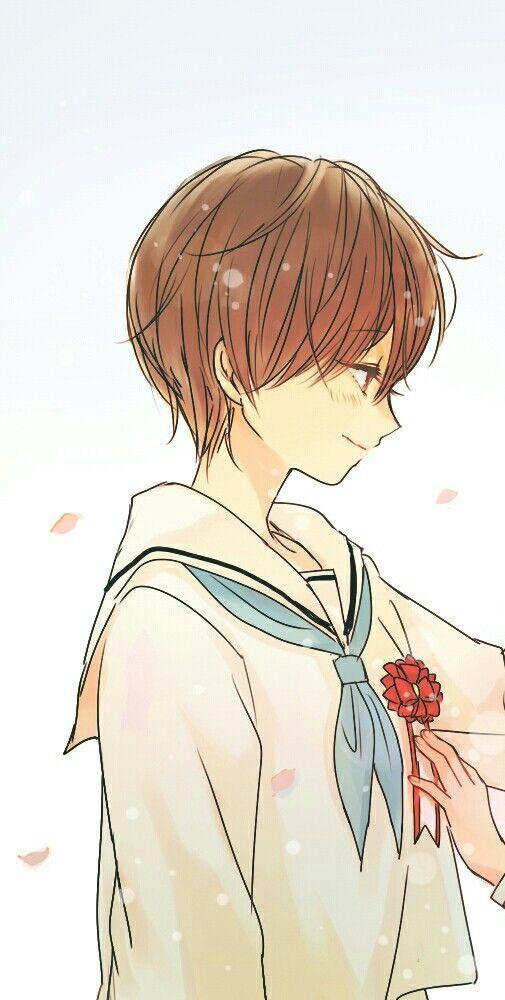 Couple Ilustrasi Gambar Gambar Anime