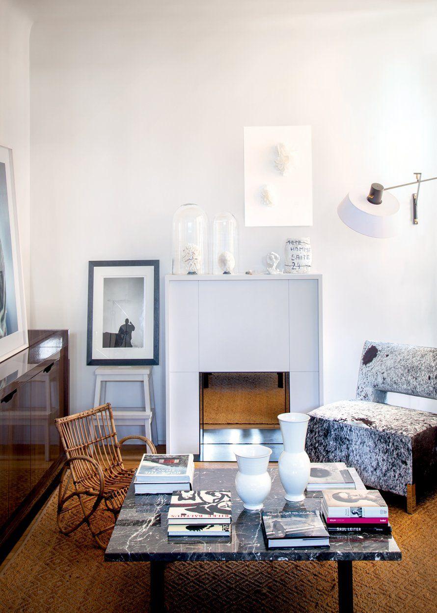 couple d'architectes Aurélie Trémolières et Aurélien Lespinas ont imaginé dans leur appartement