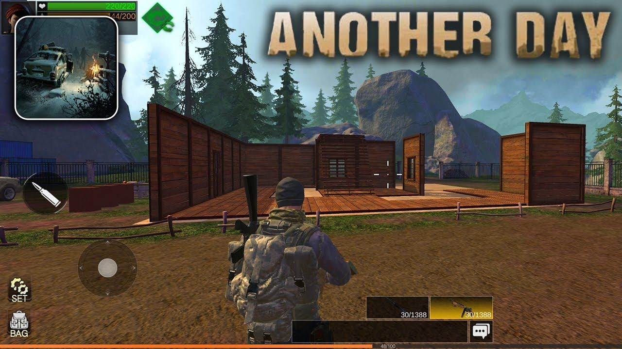 Another Day Android Gameplay Survival Games Day Gameplay