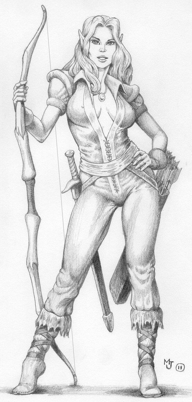 and fantasy erotic art Sci fi