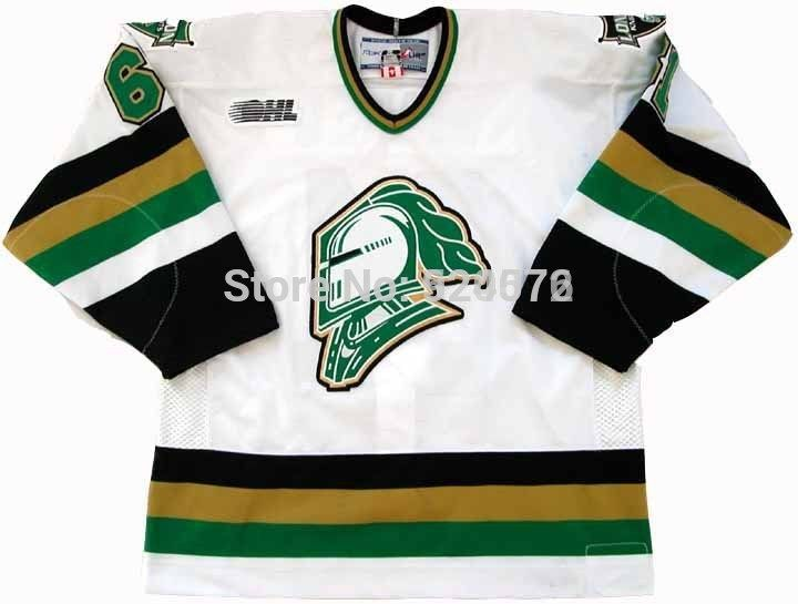 quality design a7869 a5291 2013-14 LONDON KNIGHTS #61 John Tavares OHL AWAY PREMIER ...