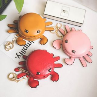 Buy Youme Crab Coin Purse at YesStyle.com! Quality products at remarkable prices. FREE Worldwide Shipping available!