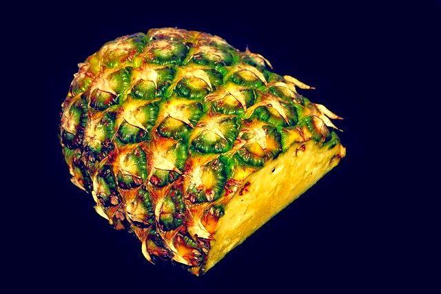 Suco De Abacaxi Verde Dissolve Calculos Renais E Biliares Com
