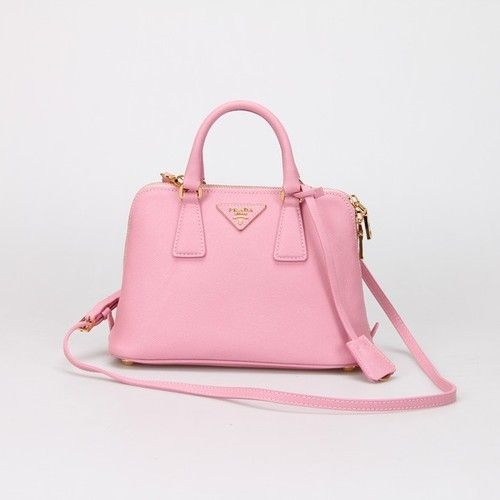 Prada Pink Barbie Purse Via Tumblr