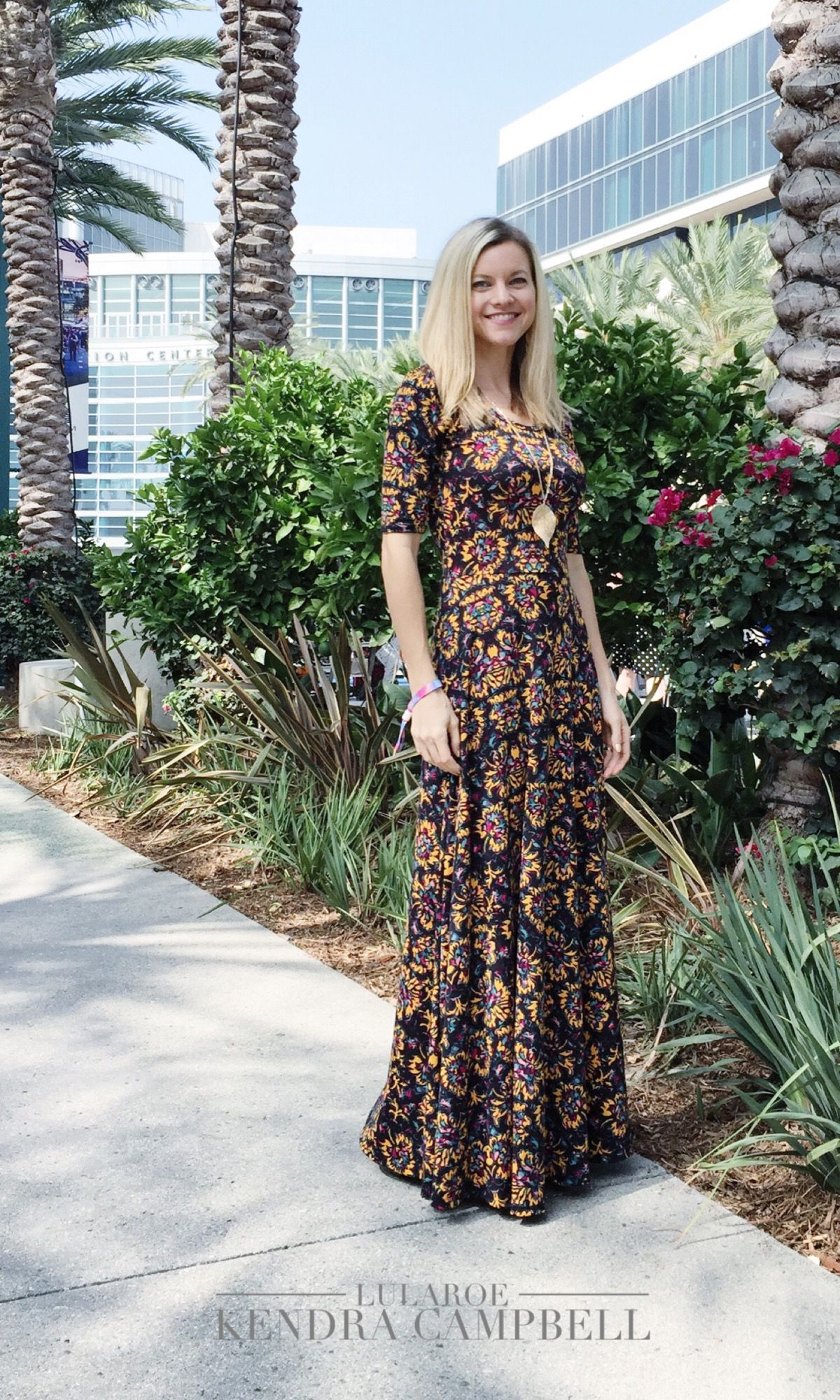 Lularoe Ana Maxi Dress. Feel Princess