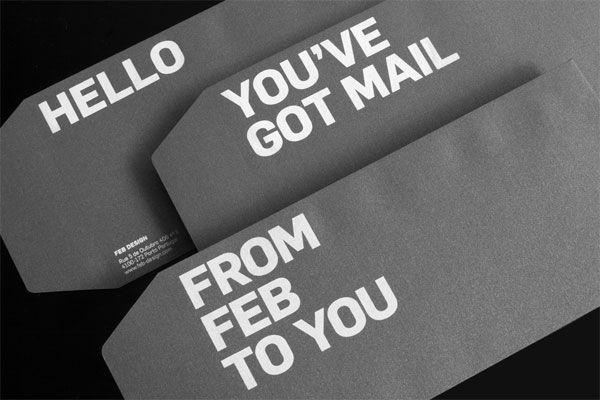 FEB / FEB — #Envelope