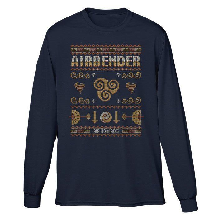 Air Nomad's Sweater - Long Sleeve T-Shirt (Unisex)