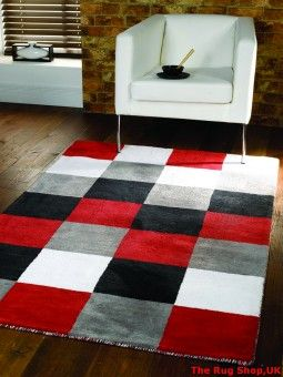 Best Ing Guide For Liberty Glade Black Red White Grey Mix Rug With Review And Price