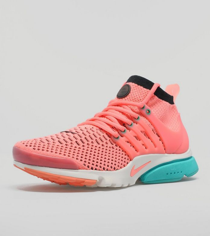low priced 43d19 3ffb5 Nike Air Presto Flyknit Women's | OMIGOD shoes. | Nike ...