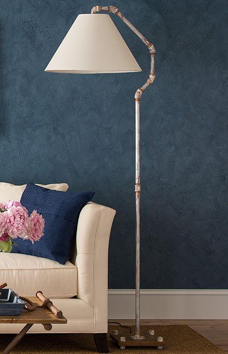 DIY Pipe Floor Lamp| Loweu0027s