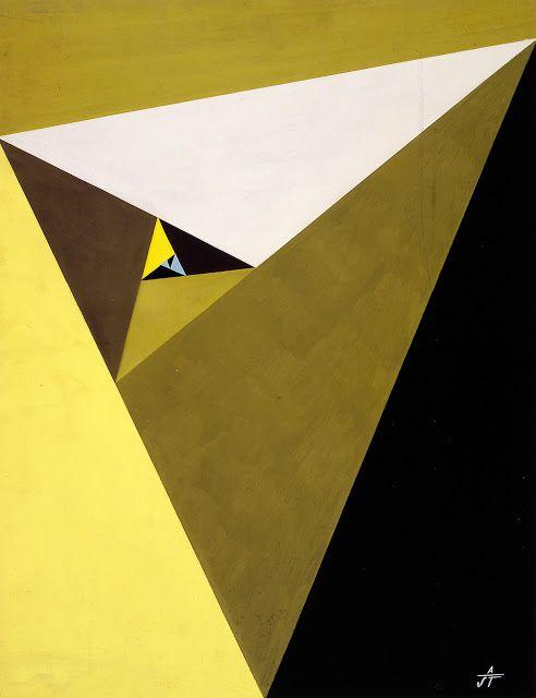 MID-CENTURIA : The Art of Anton Stankowski