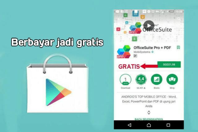 Cara Download Aplikasi Berbayar Jadi Gratis Di Google Play Store Aplikasi Membaca