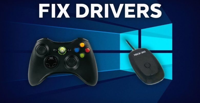 Xbox One Controller Driver Problems Most Of People Around The World Love Play Game In Pc Windows 7 8 Xbox One Controller Xbox 360 Controller Xbox Controller