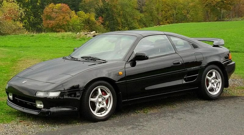 toyota mr2 sw20 1991 1998 workshop manual vehicles i adore rh pinterest com 1991 toyota mr2 repair manual pdf free 1991 toyota mr2 repair manual pdf free