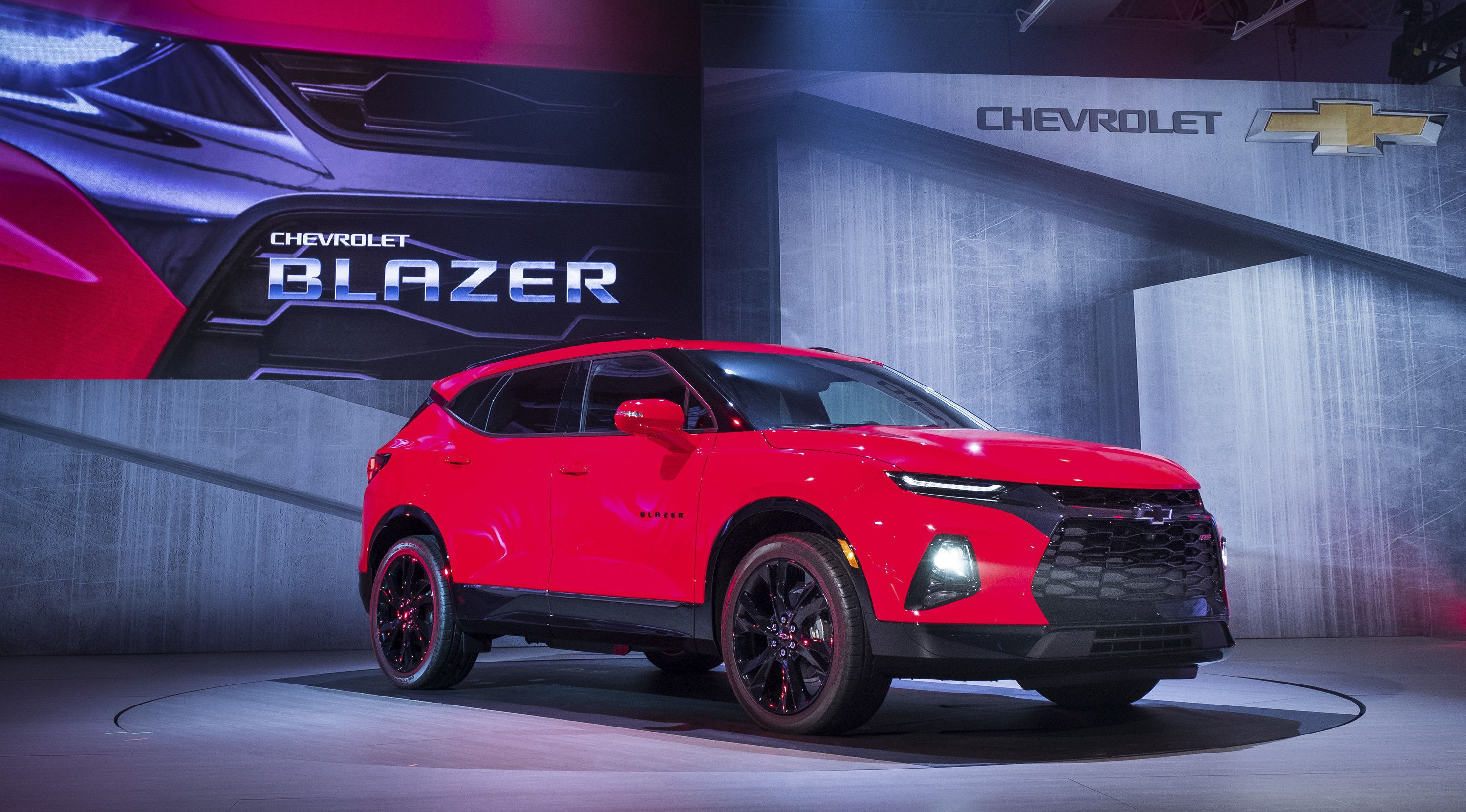 Five Surprising Facts About The New Chevrolet Blazer Chevrolet Blazer Chevy Trailblazer Chevrolet