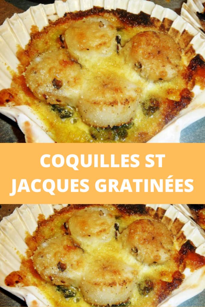 Coquilles St Jacques gratinées - Page 2 - Recettes Du ...