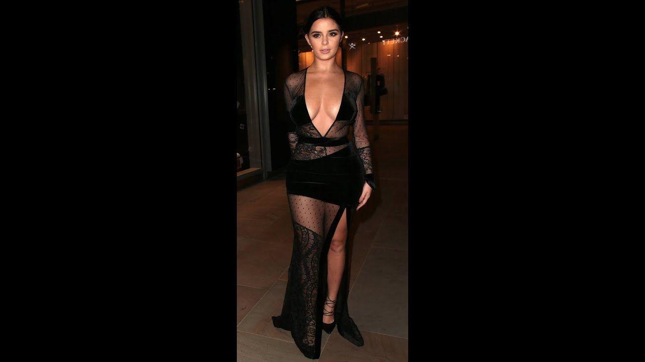 Instagram Model Demi Rose Mawby Flaunts All of Her Assets