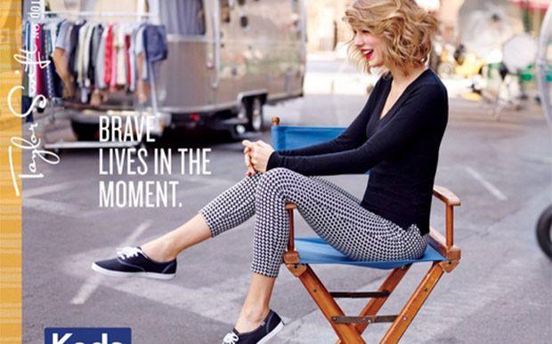 Keds divulga imagens da nova coleção da Taylor Swift - Moda - CAPRICHO