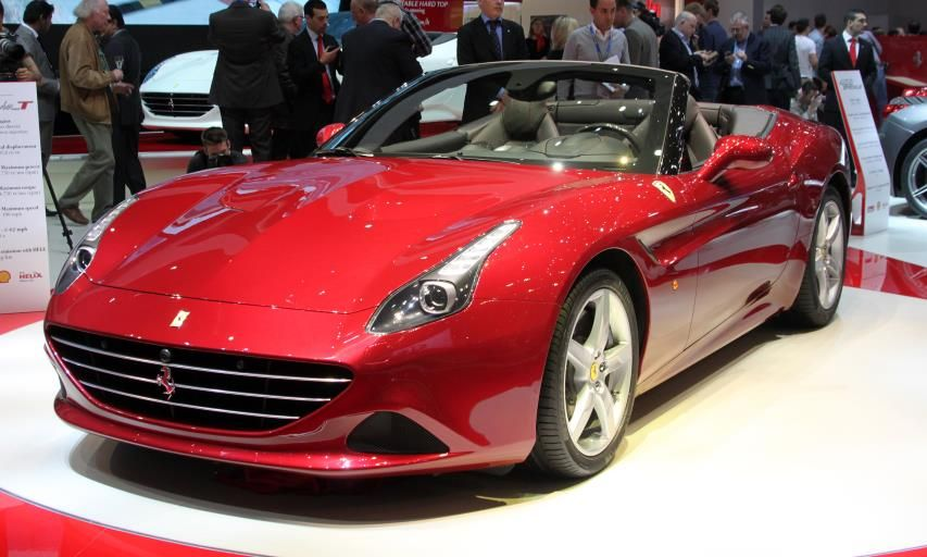 Ferrari California T (With images) Ferrari california t