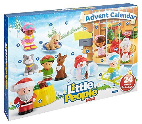 Pin By Caitlin Chambers On November Toy Advent Calendar