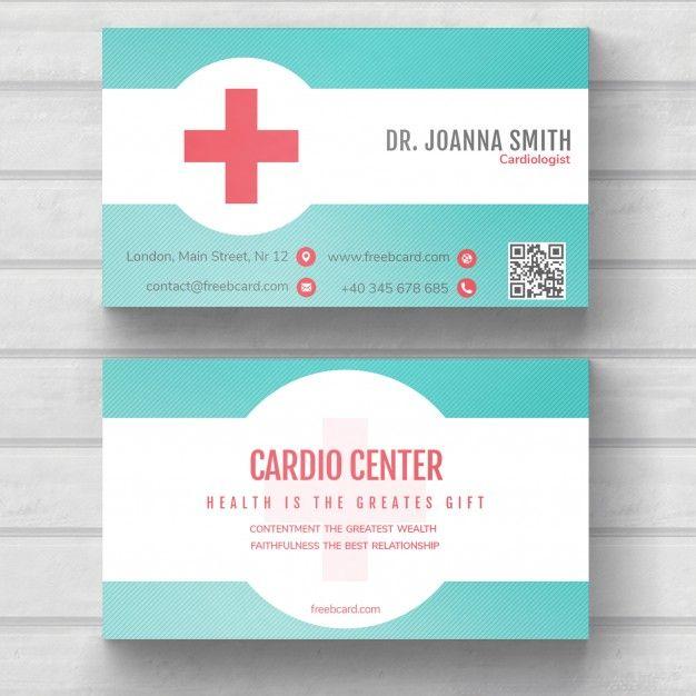 Download Medical Business Card For Free Doctor Business Cards Unique Business Cards Business Card Mock Up