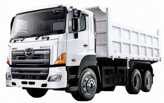 Heavy Dump Truck Gac Hino Tipper Trucks 30tons Trucks Tipper Truck Hino