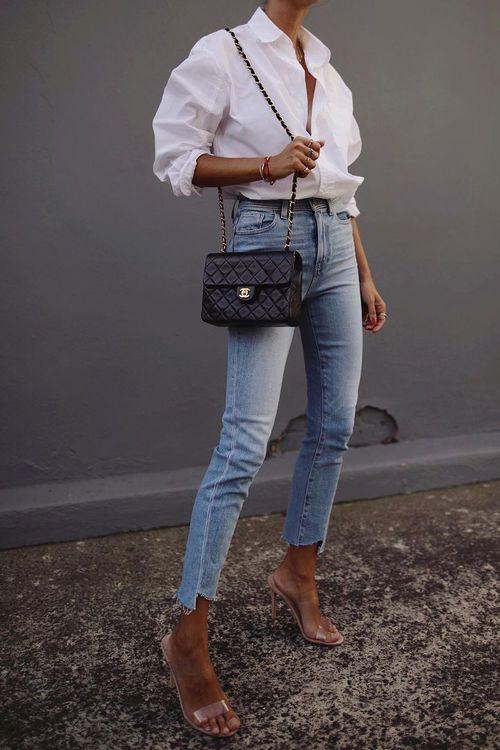 Skinny Jeans kombinieren: 8 Kleidungsstücke, die Sie unbedingt brauchen