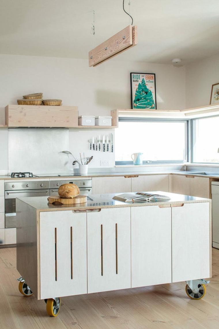 Mobile Kücheninseln, einige sehr moderne Designs | Pinterest ...