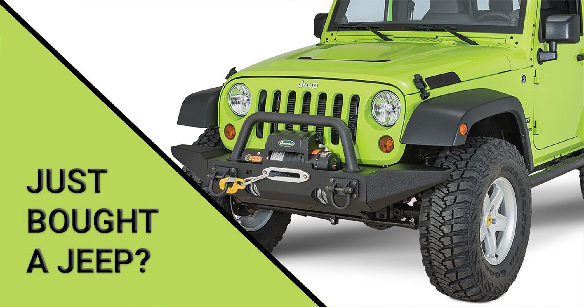 Ten Best Jeep Wrangler Mods For Any First Time Owner Best Jeep