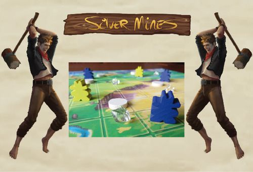 Silver Mines (expansion)