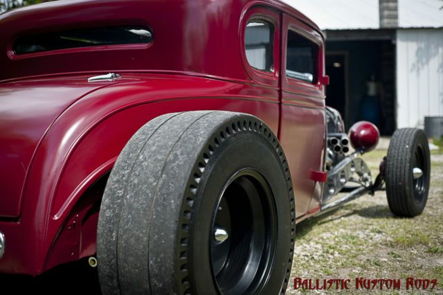 1932 CHEVROLET 5-window coupe 1 OF A KIND FULL CUSTOM FRAME hot rod