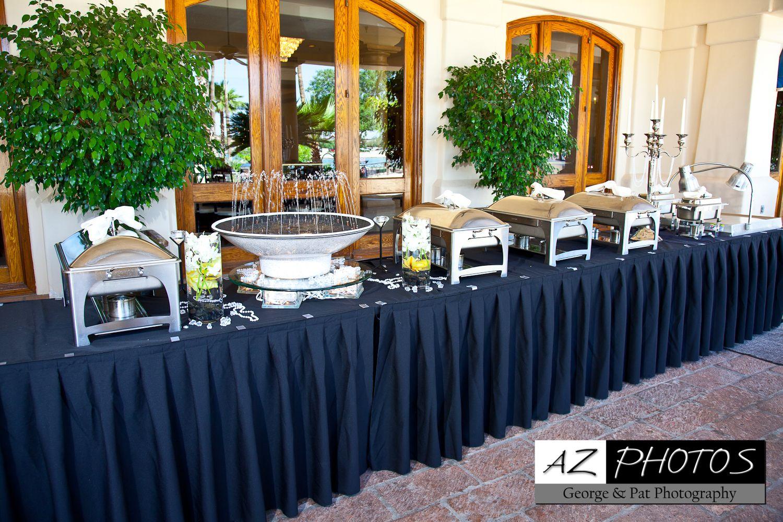 Lefox Catering Buffet Display Buffet Decor Wedding Buffet