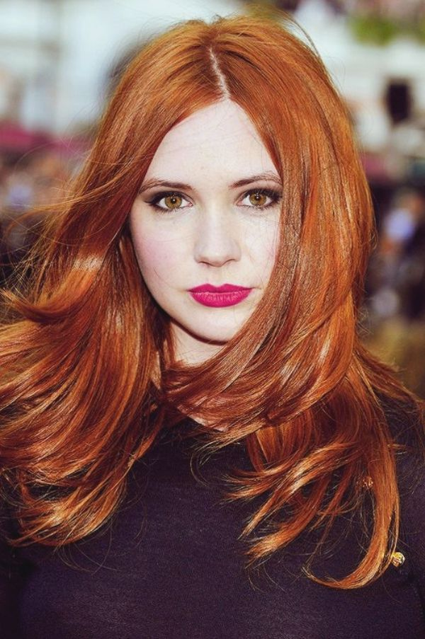 Reasons To Dye Red 10 Different Shades Of Red Hair Color Red