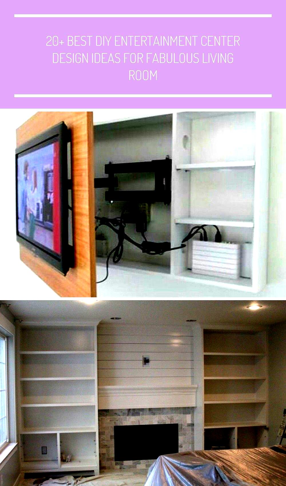 More ideas below: #HomeDecorIdeas #DiyHomeDecor DIY Pallet Enterta… | Pallet entertainment centers, Fireplace entertainment center, Living room entertainment center