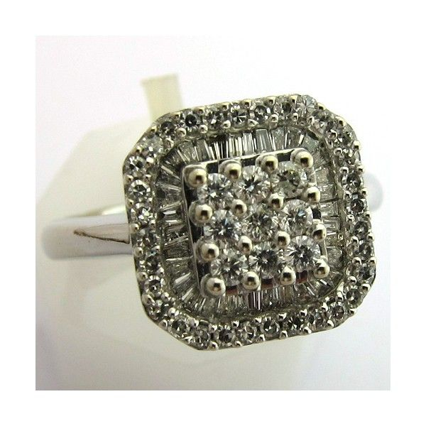 Bague diamond paris