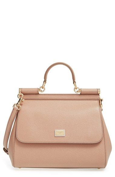 a3237bbd40f Dolce Gabbana  Small Miss Sicily  Satchel available at  Nordstrom ...