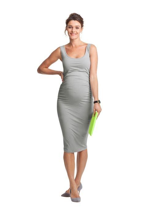 Ellis Maternity Tank Dress   Maternity styles and Maternity fashion