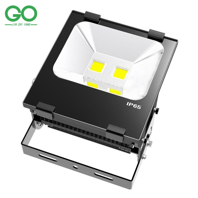 Meanwell Led Floodlights 100w 150w 200w 5 Year Warranty Ip65 Lanscape Garden Wall Light Reflector Tunnel Flood Lights Led Outdoor Flood Lights Led Flood Lights