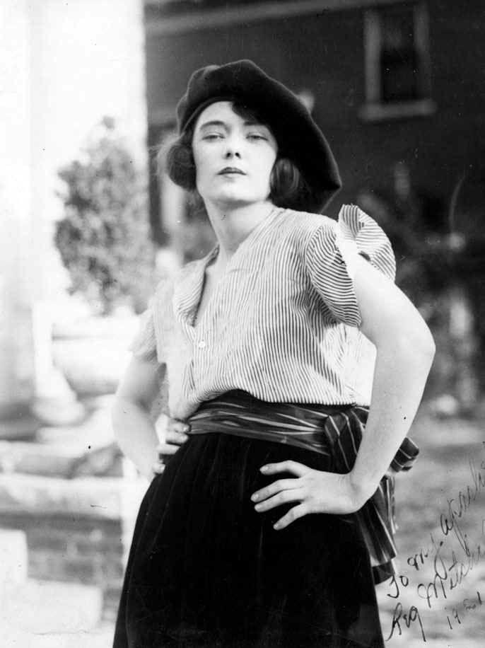 Margaret Mitchell .... was she the original Scarlett? | Scrittori ...