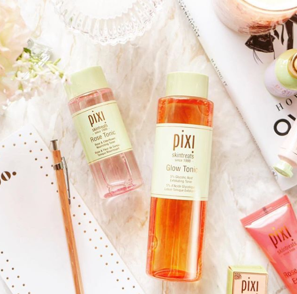 Pin by Nouveau Natural on Pixi Glow tonic, Wine bottle