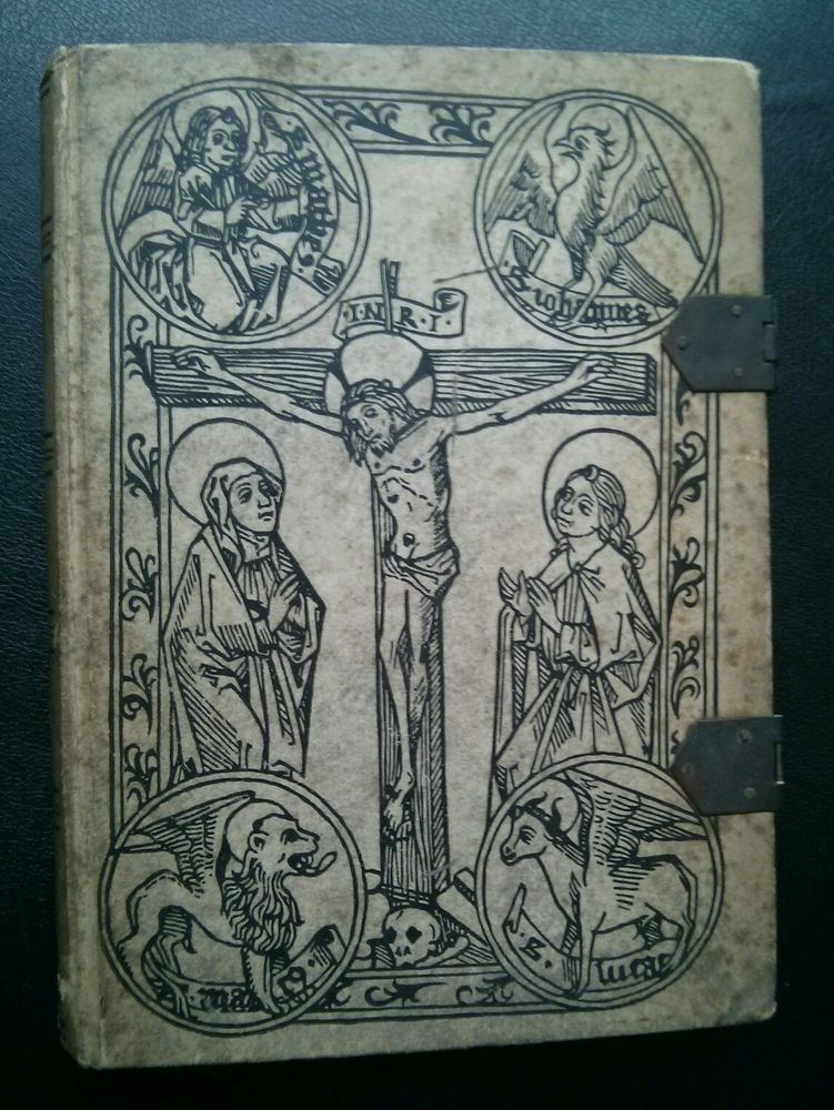 1887 Legendary History Of The Cross Vellum 1st Edition W 64