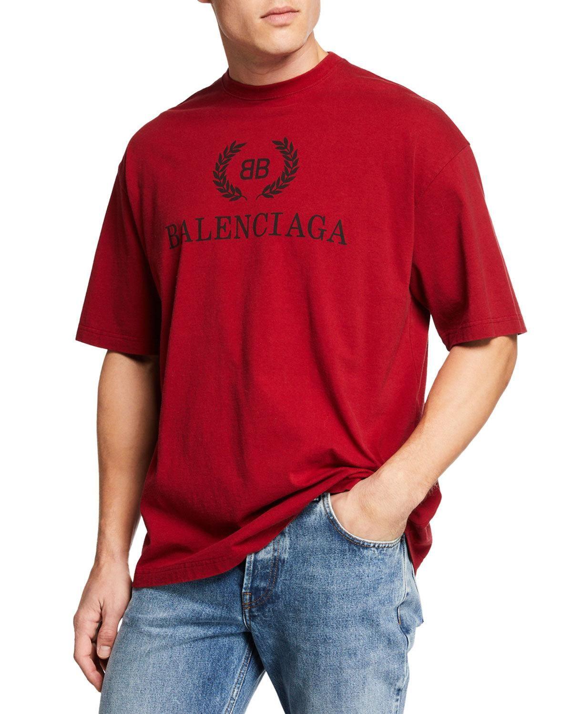 Logo-print Cotton-jersey T-shirt   ModeSens