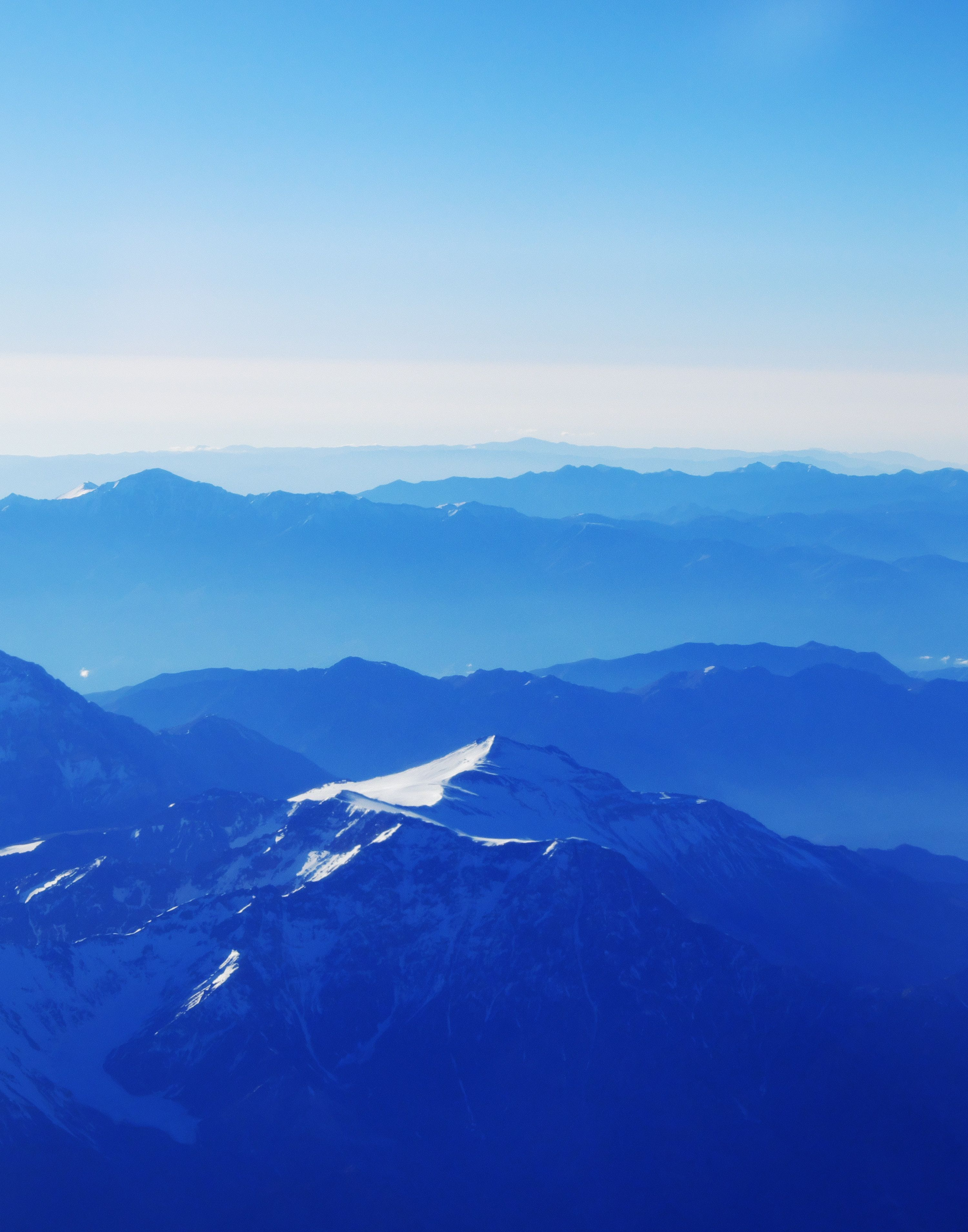 Use This Blue Aesthetic For Website Inspiration Mountain Landscape Photography Panoramic Photography Blue Aesthetic