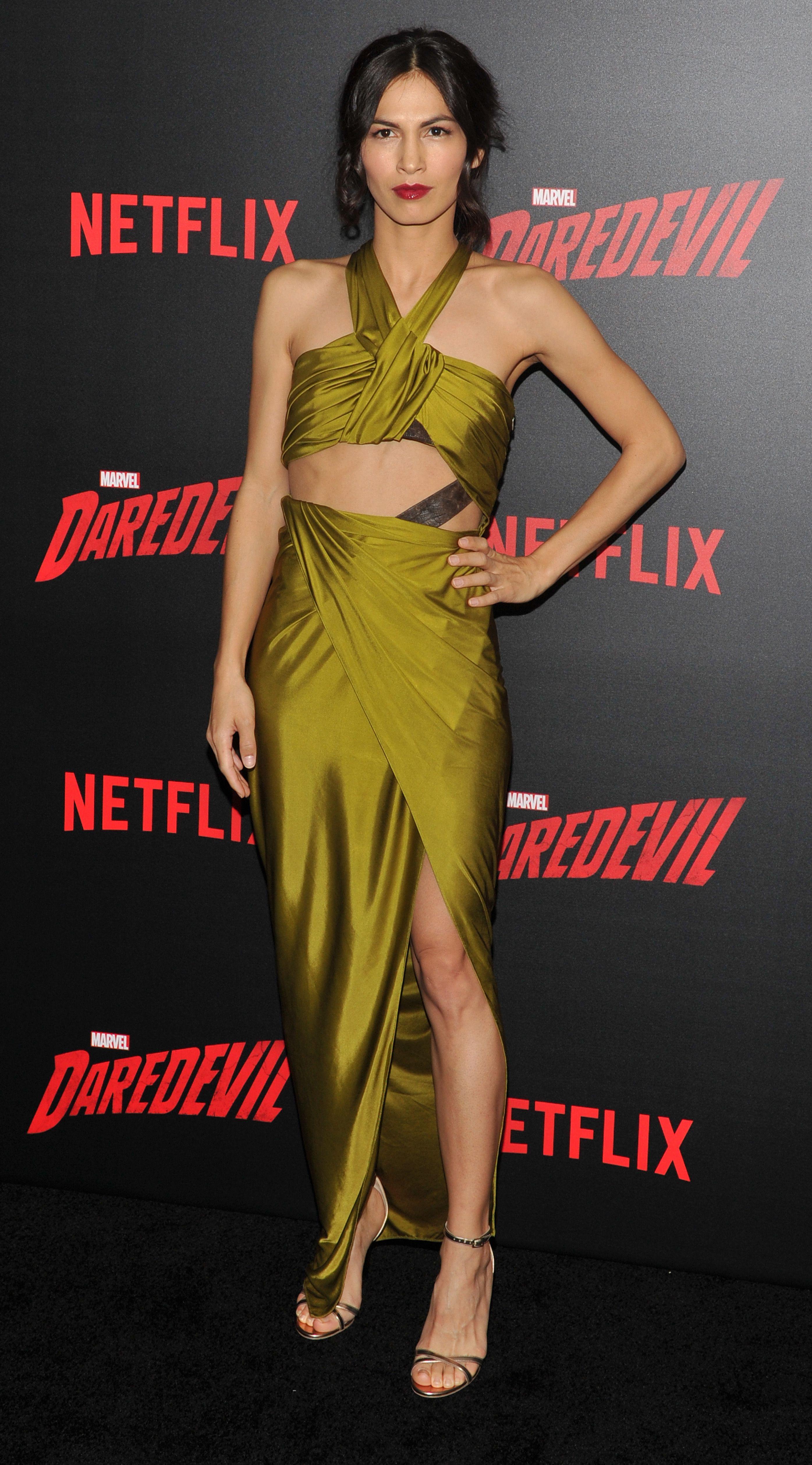 Elodie Yung #ElodieYung | #Daredevil | Women of Marvel