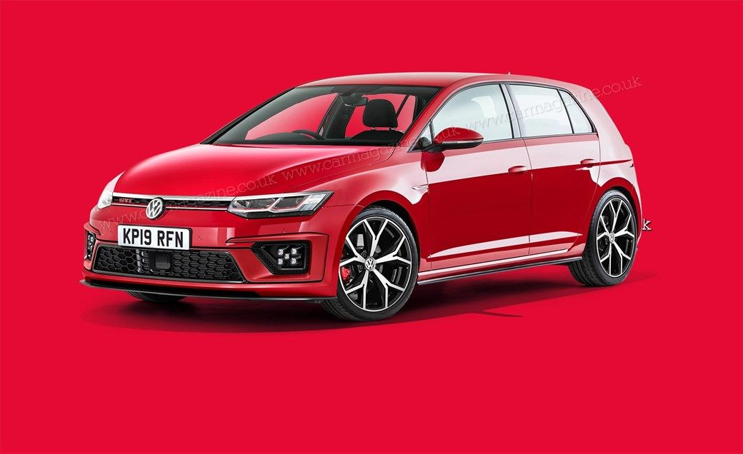 Upcoming Vw Golf Gti Cup Tcr To Pack 286 Hp 213 Kw Says Report Golf Gti Gti Vw Golf