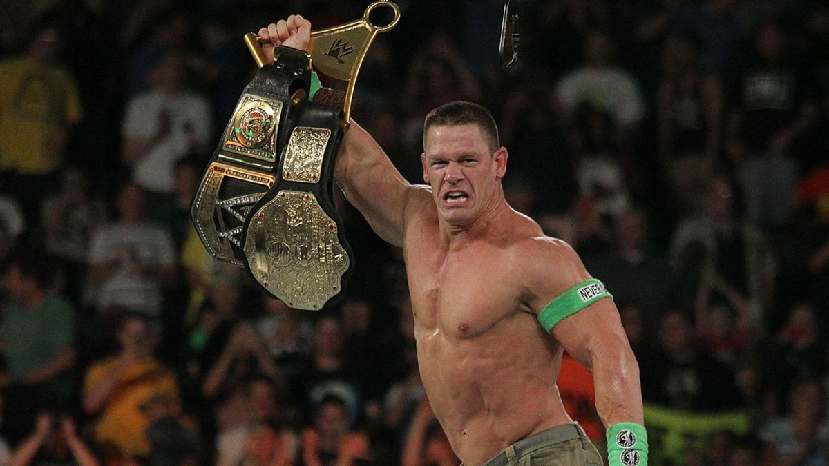 John Cena Wwe Wallpaper